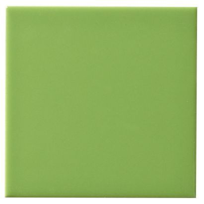 Colours Pack of 25 Lime Utopia Wall Tiles (L)100 x (W)100mm, 5397007012538