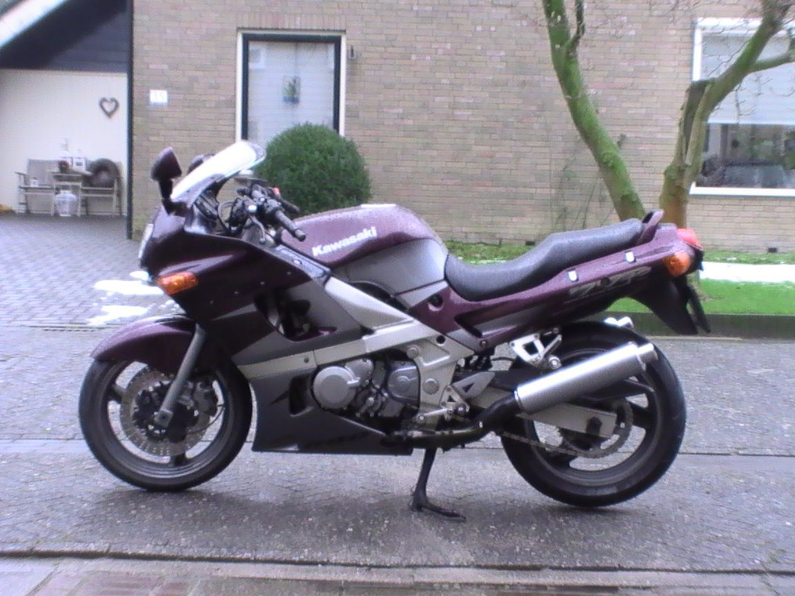 Kawasaki ZZR 600 6E 1998