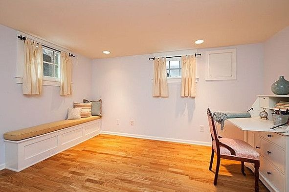 Great Small Basement Window Curtains Pictures