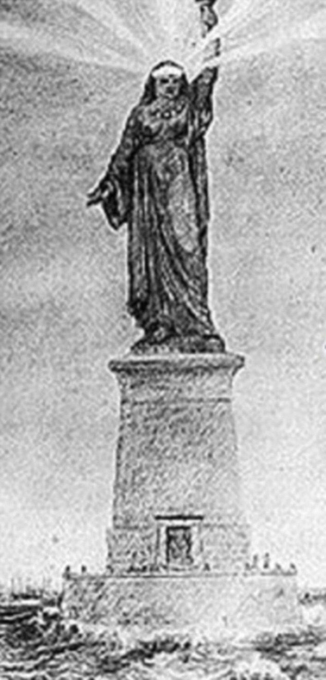 Statue of liberty inspired by arab woman researchers say arab statue of liberty inspired by arab woman researchers say biocorpaavc