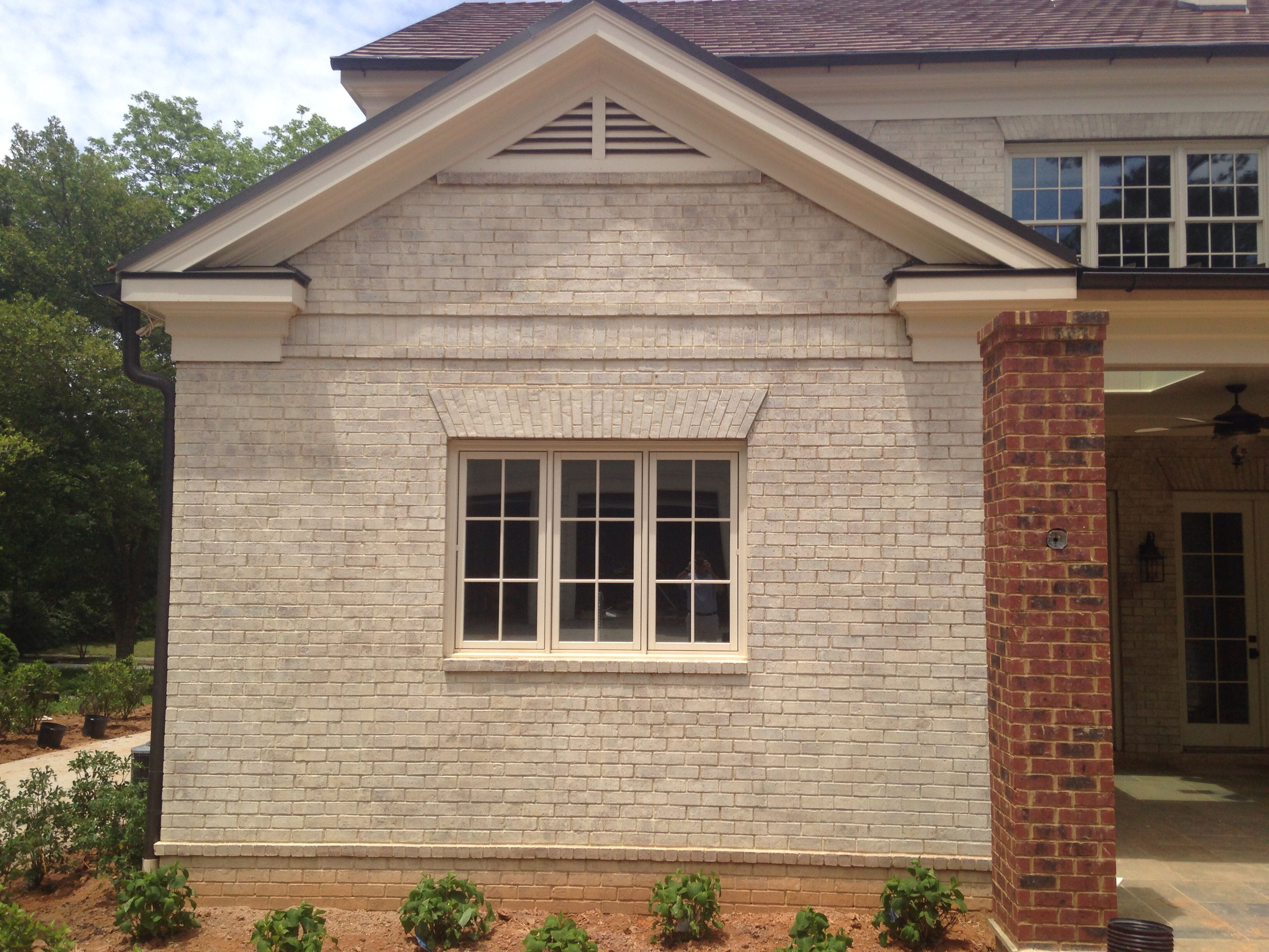 Lime Wash Brick Exterior Exterior Painting Awesome Decorating Design