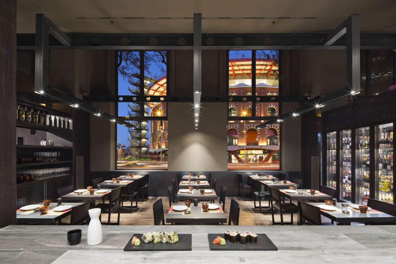 #Architizer #Restaurant #Japanese #Umo #GrupoNomo #Barcelona #Design #EstudiJosepCortina