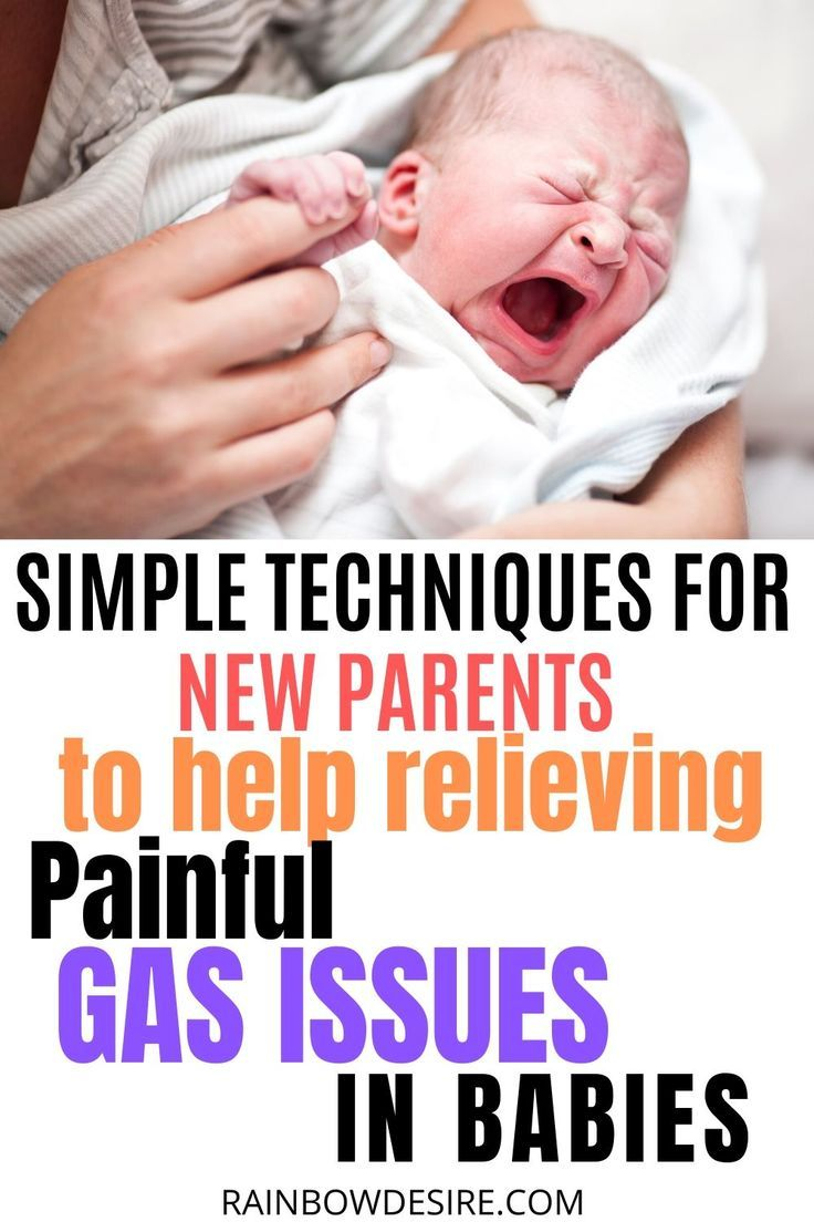 how to deal with gas pain
