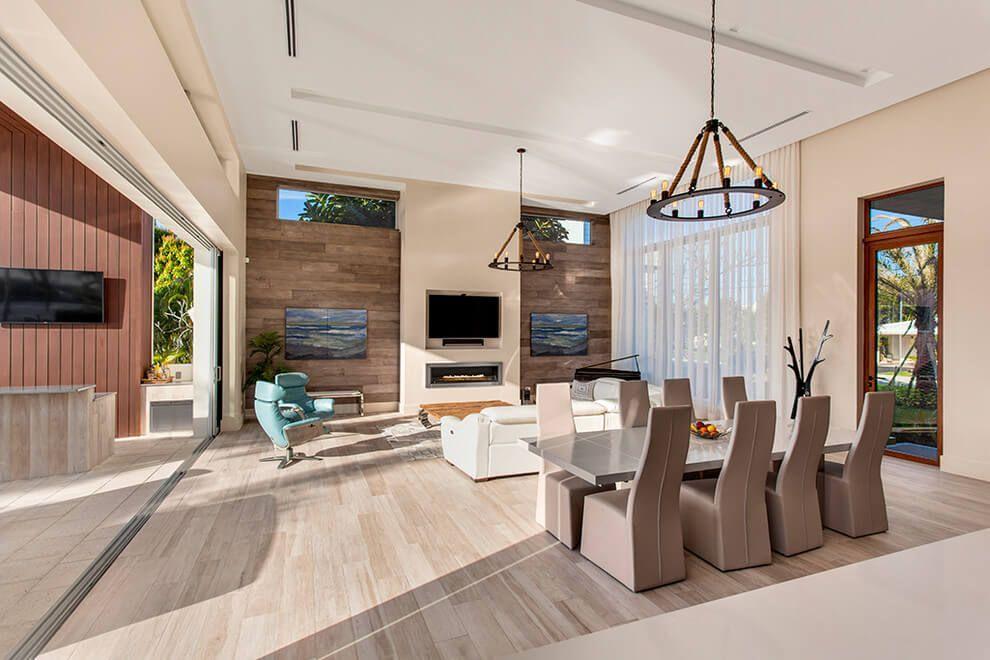 casa moderna por arca residencial corp homeadore