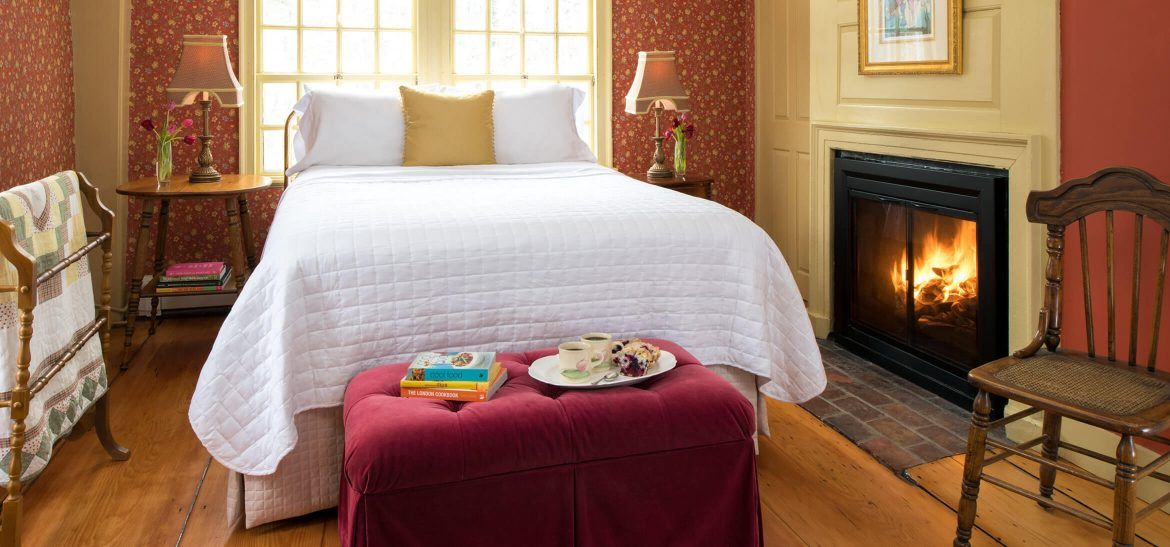 Kennebunkport, Maine Bed and Breakfast Romantic