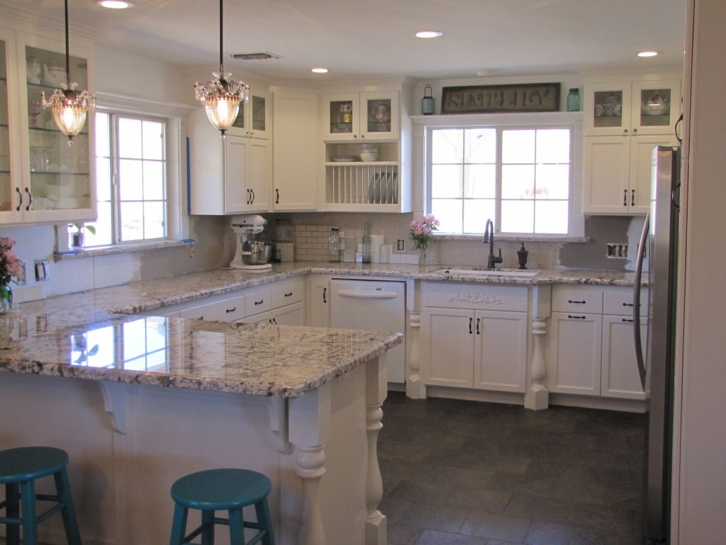 8 Foot Ceilings Pendant Above Island With 8 Foot Ceilings Kitchens Forum Home