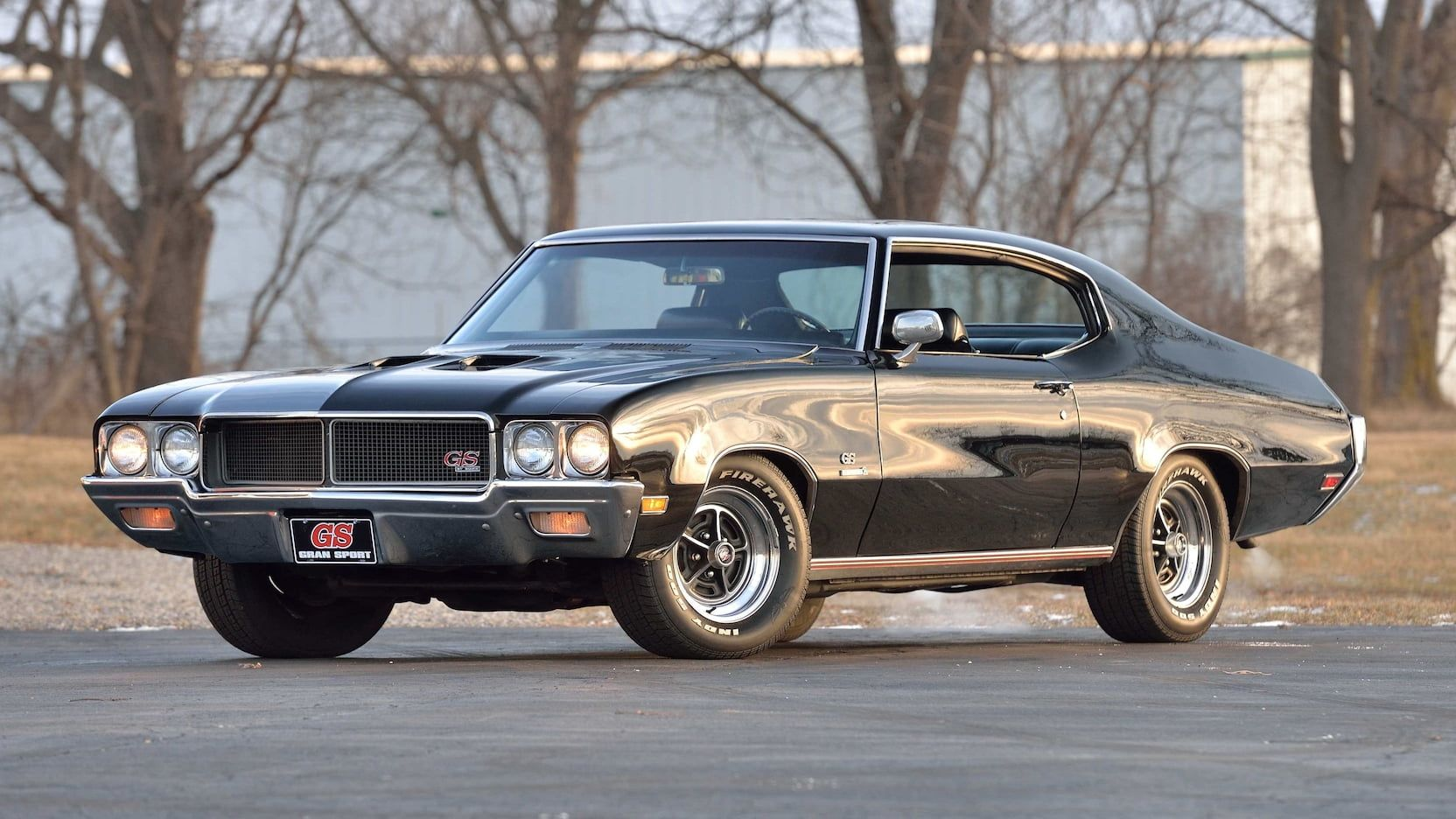 1970 Buick GS presented as Lot F35 at Indianapolis, IN