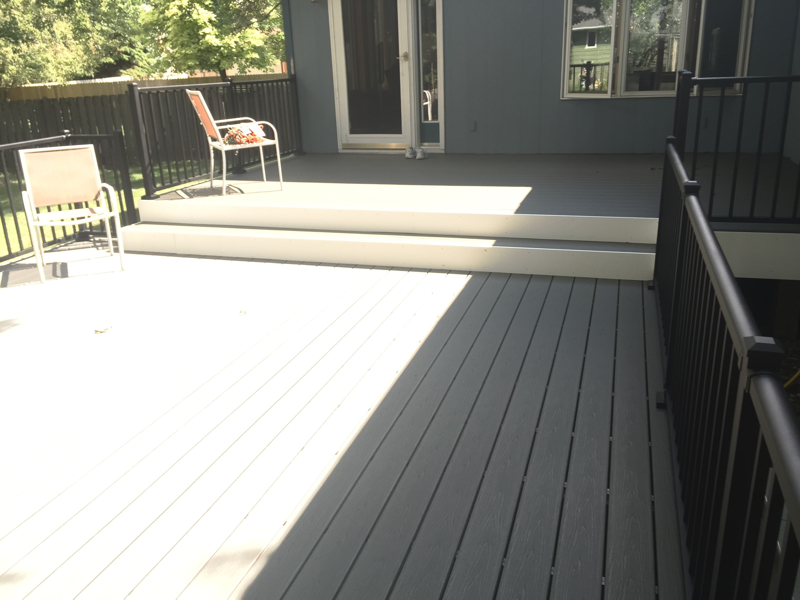 Every Trexdecking Piece Can Stand On Its Own With Our Signature
