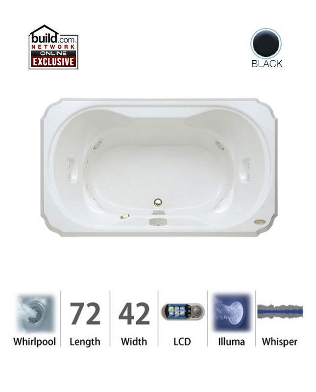 Jacuzzi BEL7242 WCL 5IW 72\