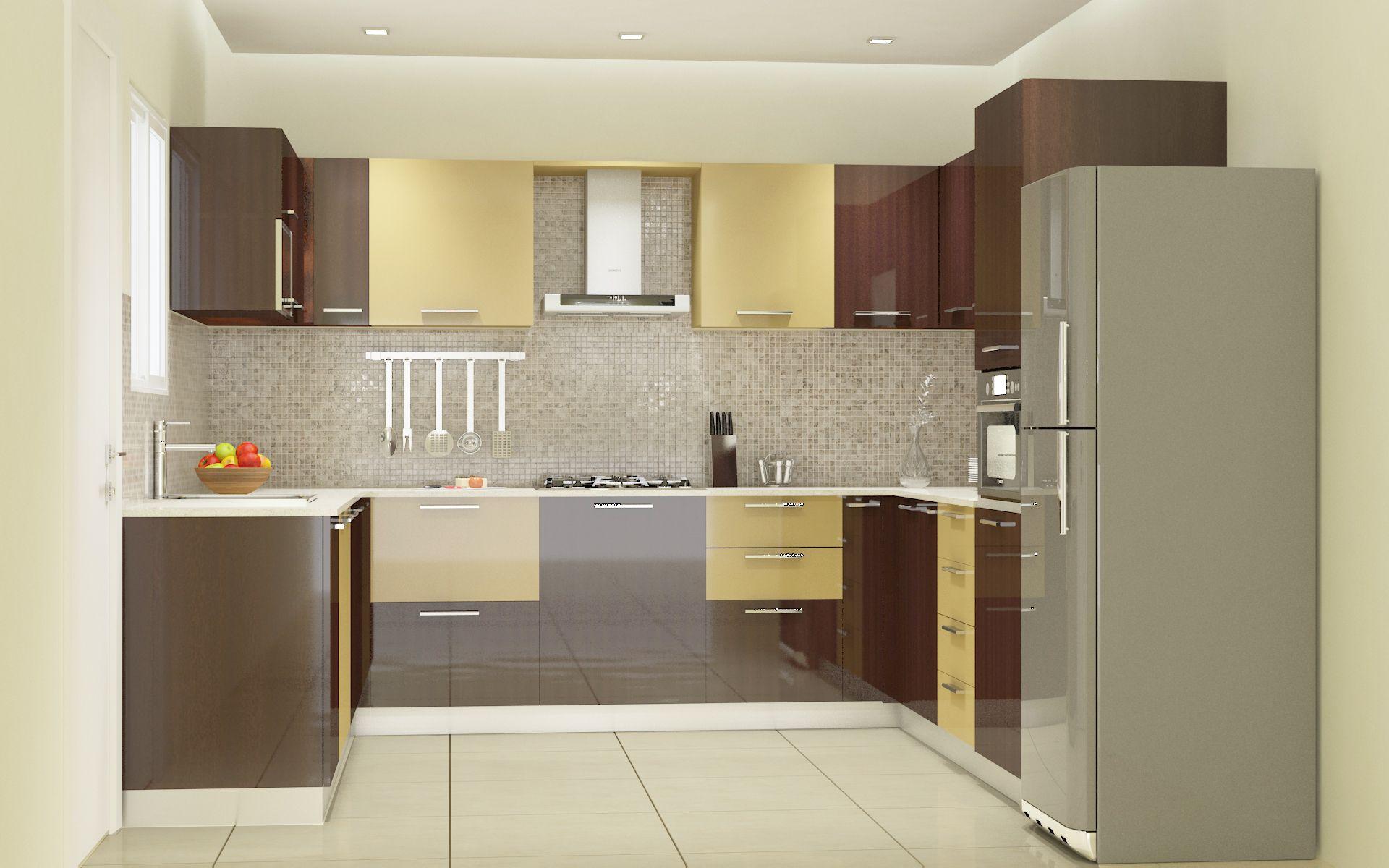 Pin By Swetha Parne On Laminates Kitchen Design Kitchen Modular