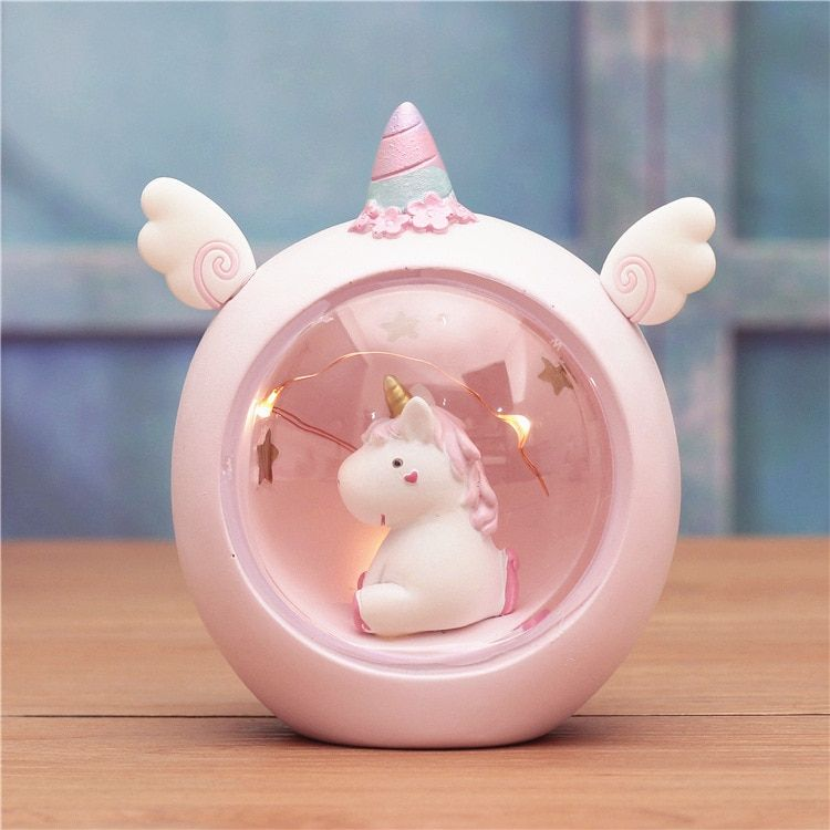 Unicorn Decorative Lights For Bedroom Unilovers Night Light Kids Bedroom Decor Lights Unicorn Room Decor