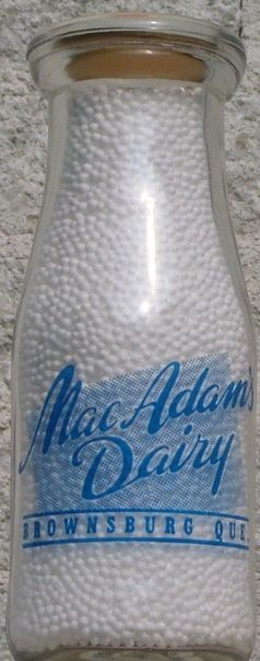 Demiard laiterie Mac Adam Dairy Brownsburg