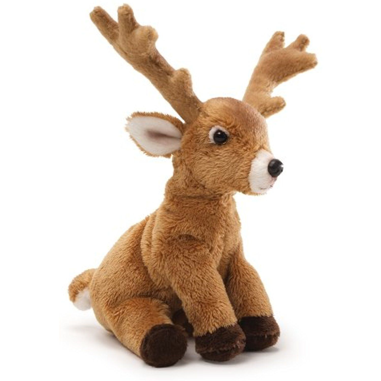 "Gund Fun Christmas Deer Beanbag 6"" Plush >>> See this"