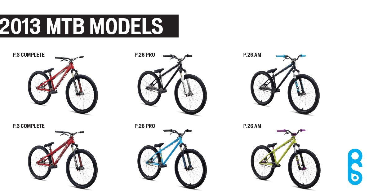 2013 Specialized P Bike Models Check This Rad Line Up