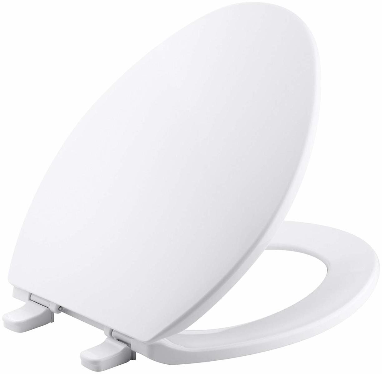 Amazon Offers Kohler Brevia Quick Release Elongated Toilet Seat