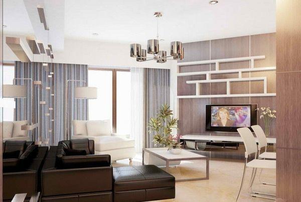 Kleines Wohnzimmer ~ Pin wohnzimmer gardinen fenster deko on pinterest heimkino