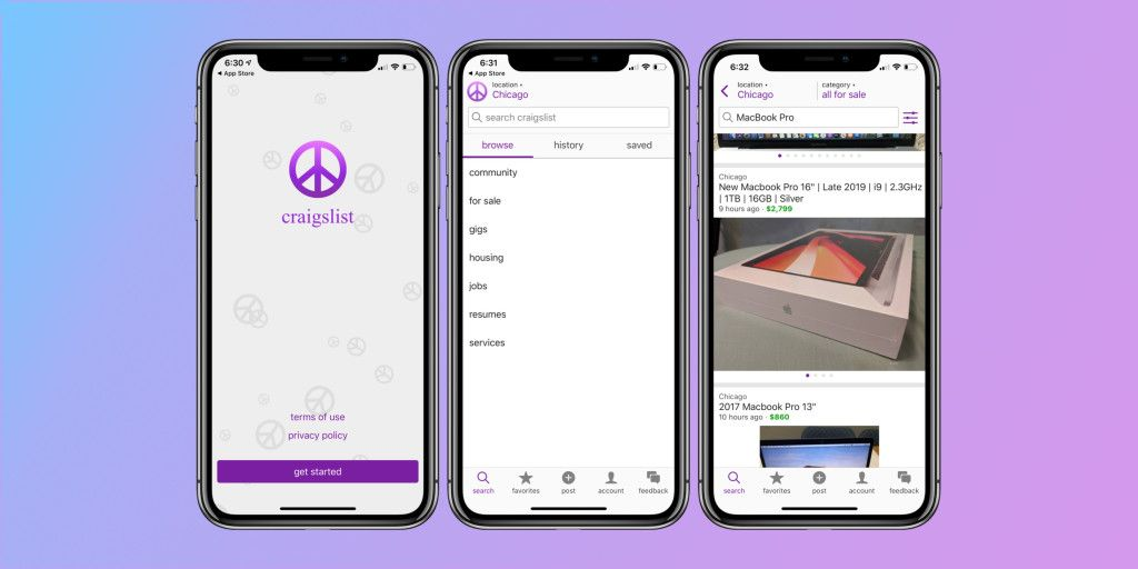 Craigslist Gets Official Iphone App 11 Years After The App Store