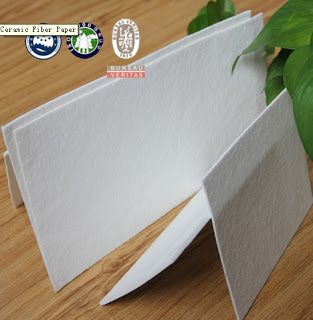 Refractory Material High Temperature Refractory Ceramic Fiber Paper For Kiln Http Www Yilongrefractory Com Prod Ceramic Fiber Insulation Materials Ceramics
