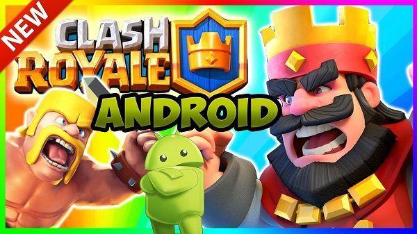 Clash Royale v 2 MOD APK Unlimited Gems Coins Download