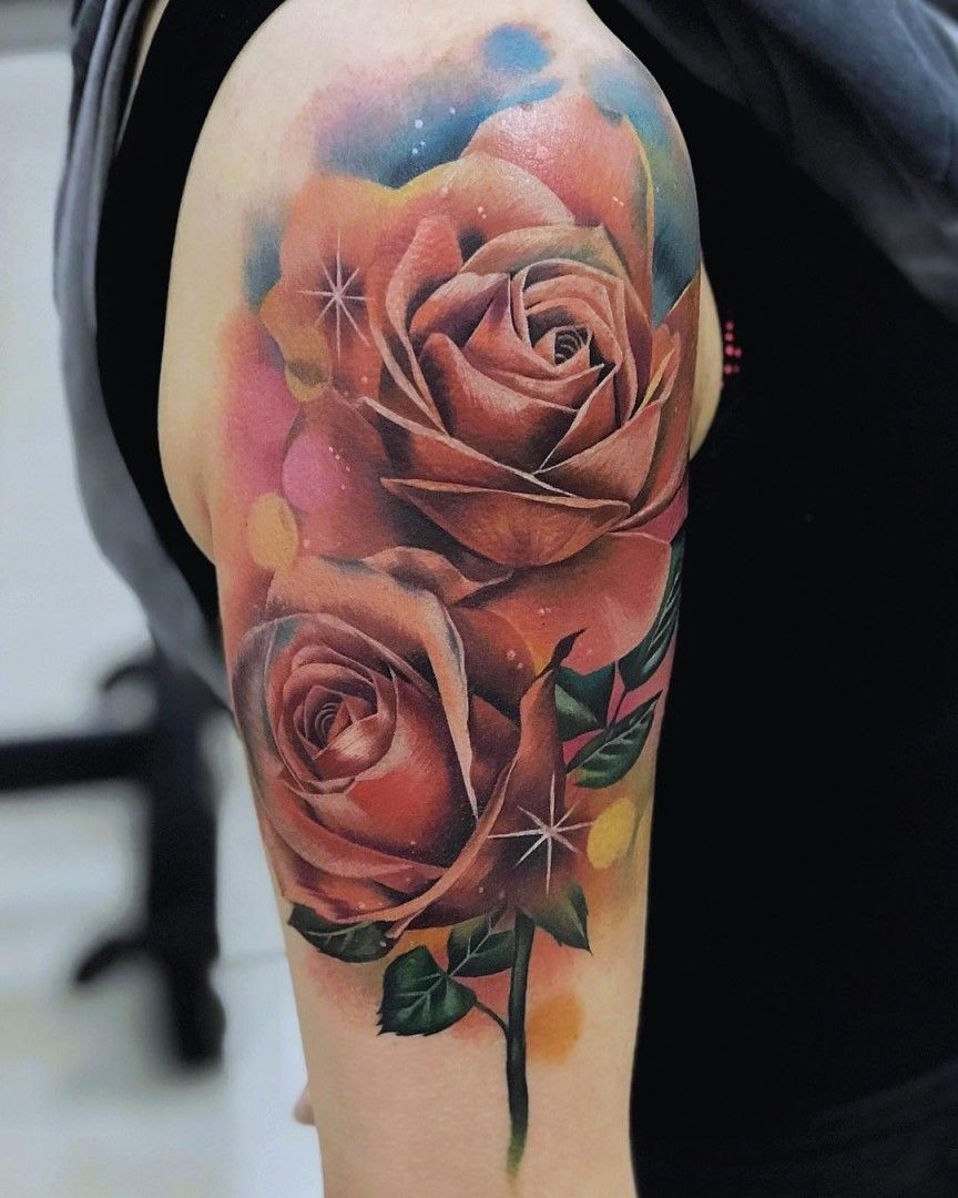 12++ Awesome Best flower tattoos for guys ideas in 2021
