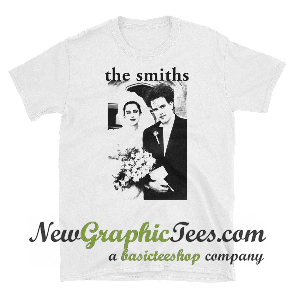 About Robert Smith  amp  Mary Poole The Smiths T Shirt from  newgraphictees.com This d74871fef