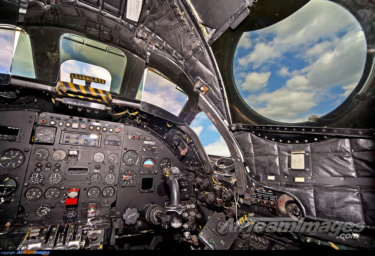 Best Flight Simulator Cockpits Avro Vulcan Flight Simulator