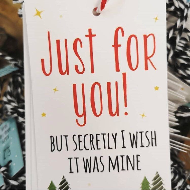 We are LOVING these fun Christmas present tags by Katy and the Bear at @madeina... #ashford #ashfordmakers #christmascrafts #christmasgifts #christmaspresents #instachristmas #Kent