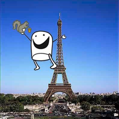 MARSHMALLOW IN PARIS