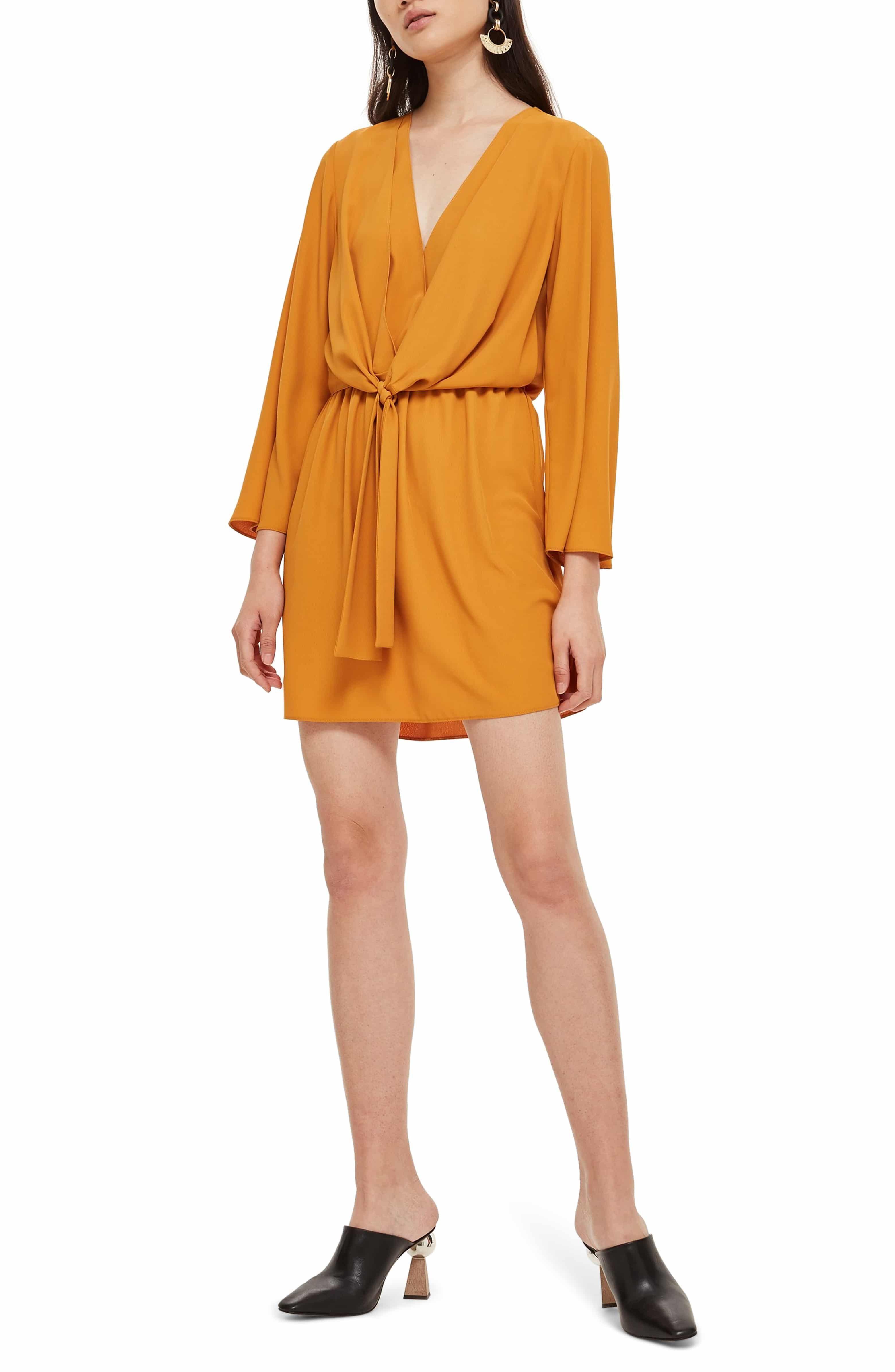 96d52b04ccc0 Tiffany Knot Minidress