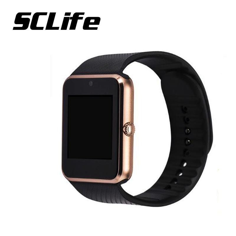 Bluetooth Smart Watch GT08 Original Smartwatch Support Sim