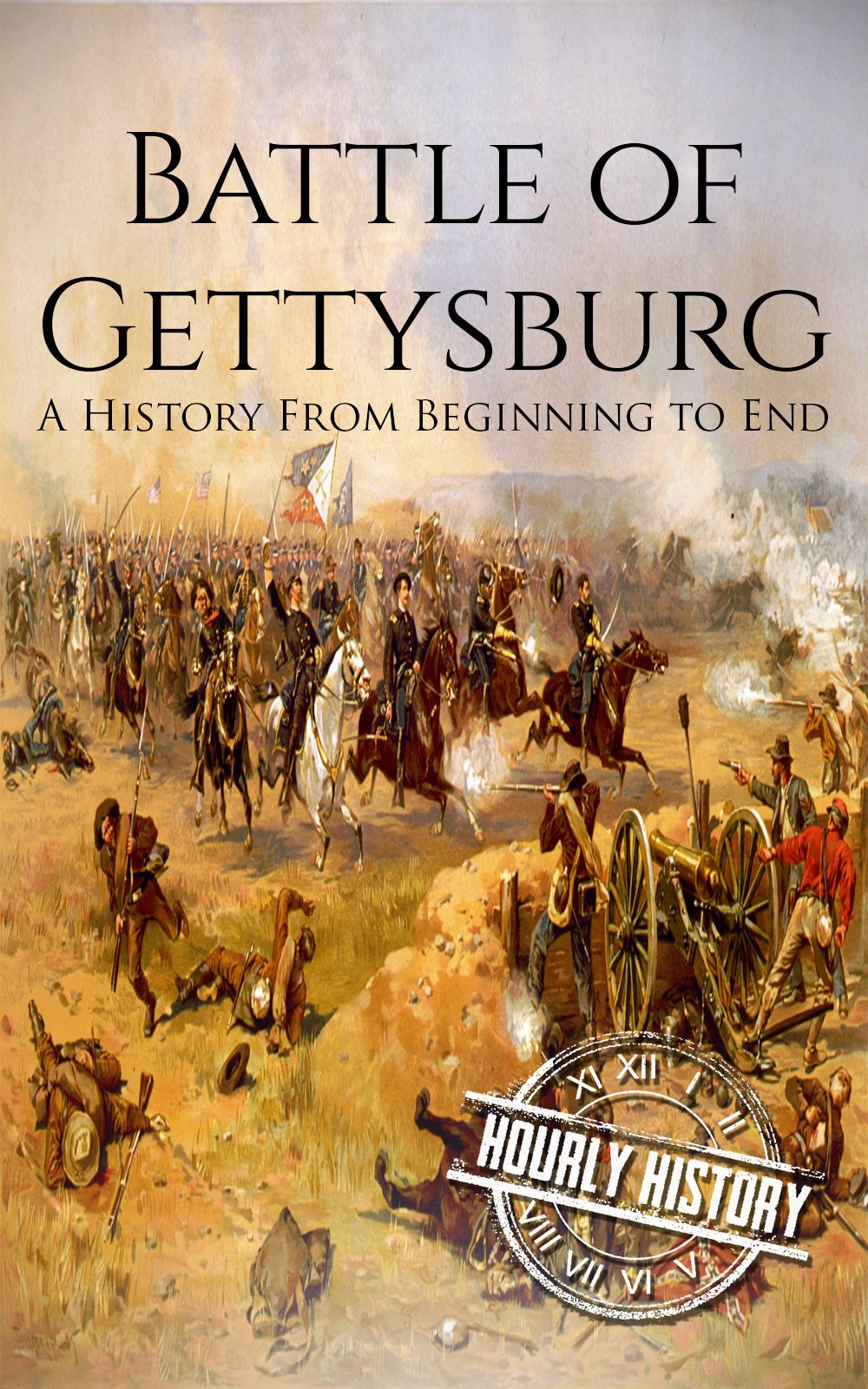 Books image by hourly history battle of gettysburg