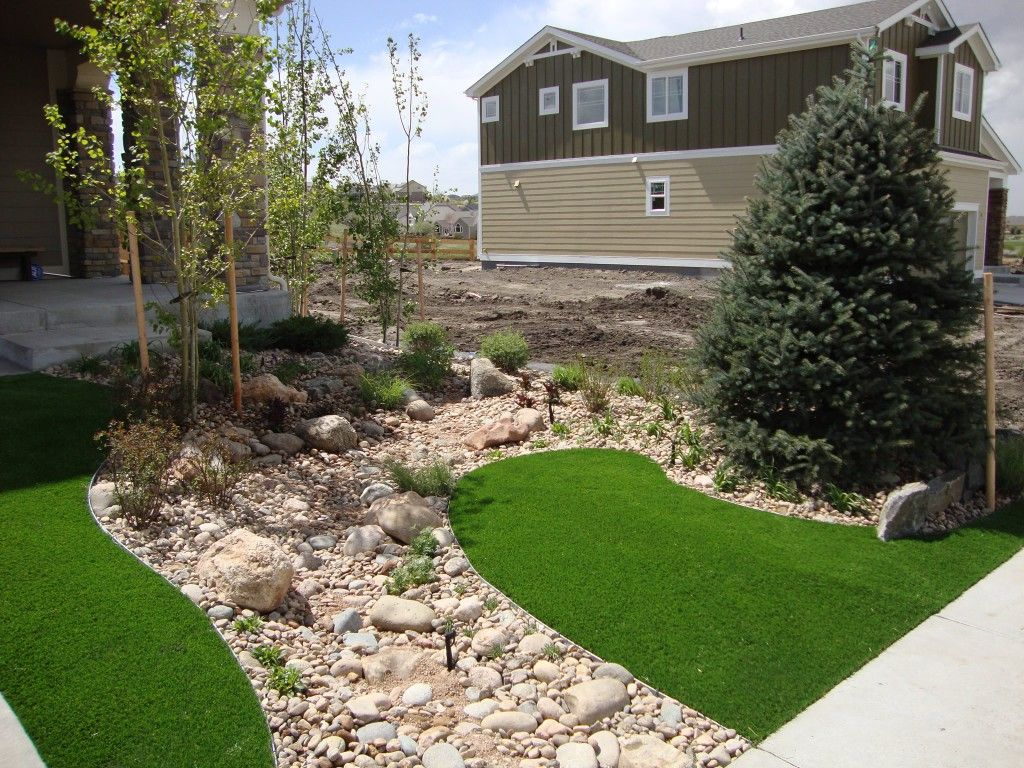 Garden Ideas Colorado dry bed landscaping | landscaping | pinterest | landscaping