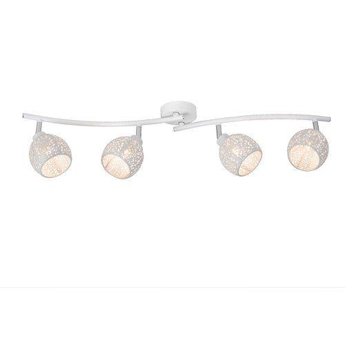 Tahar 4 Light Track Kit Lucide Ceiling Spotlights Track
