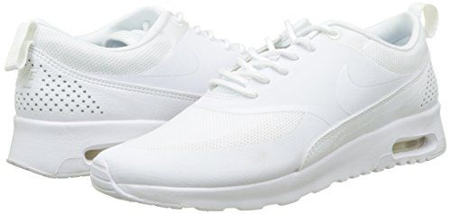 site réputé 93289 f5c79 Amazon.com | Nike Women's Air Max Thea White/White White ...