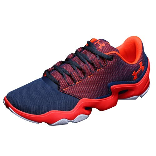 huge discount 0b0ee 67fb5 Men's Under Armour UA Phenom Proto Training Shoes Navy/Red ...