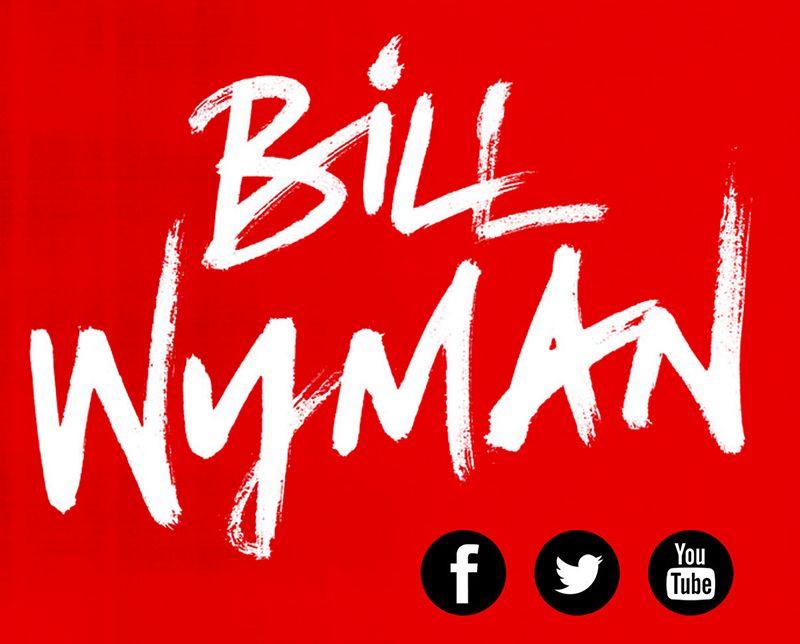 Bill Wyman Website Logo