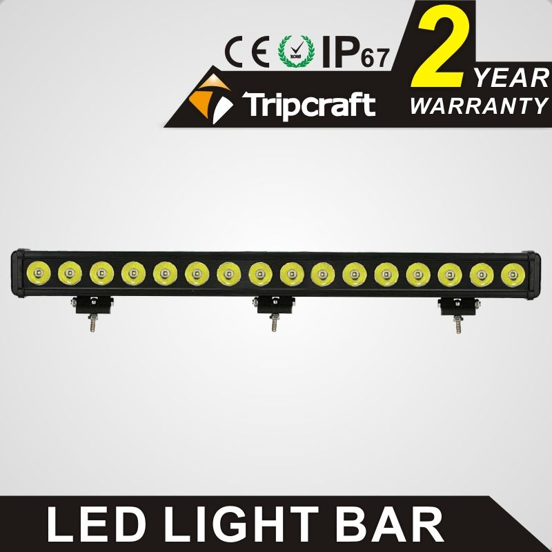 Auto Lighting System 160w Led Work Light Bar 28 Inch 160w Led Single Row Work Light Bar Driving Light For Off Road Car Truck Led Light Bars Led Driving Lights