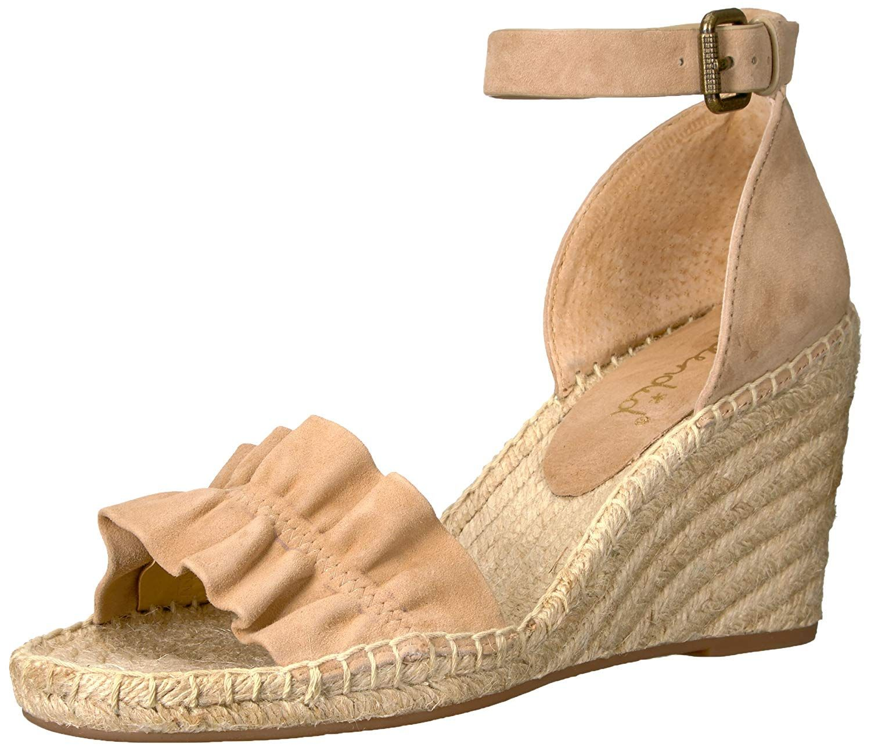 729d1814a44 Splendid Women's Bedford Wedge Sandal. Two piece demi wedge ...