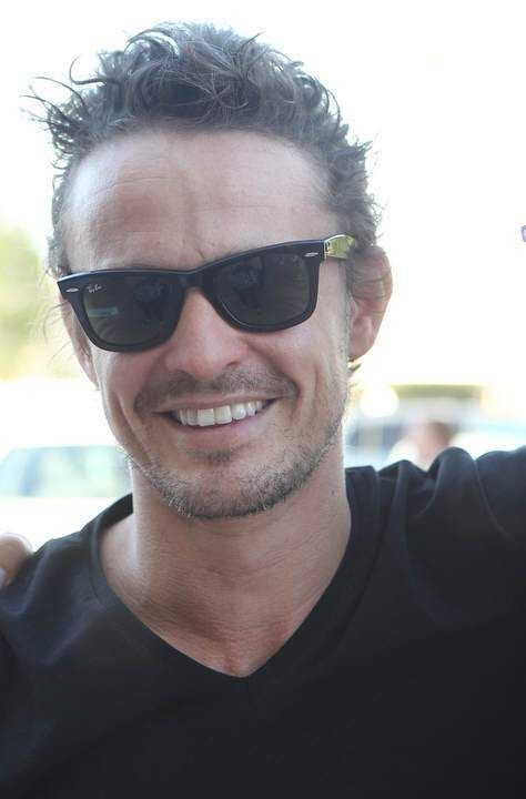Australian Actor David Lyons Girlfriend Quote: