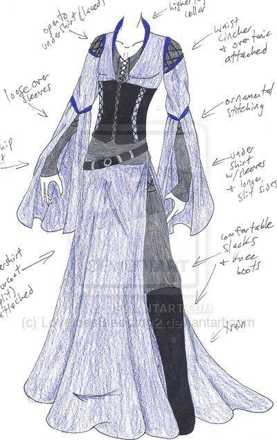 Parminie kleider pinterest - Kleider zeichnen ...