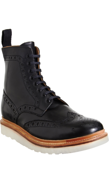 cc86a6a186b Grenson Boot.  Grenson  Brogue  Boot