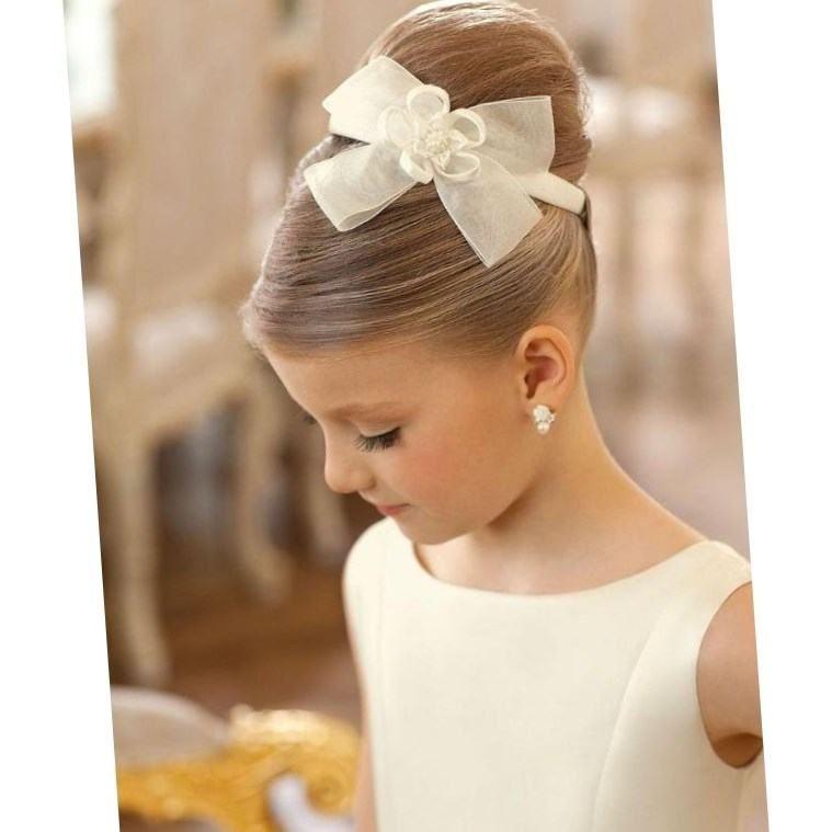 Причёска на выпускной на длинные волосы для девочки 79