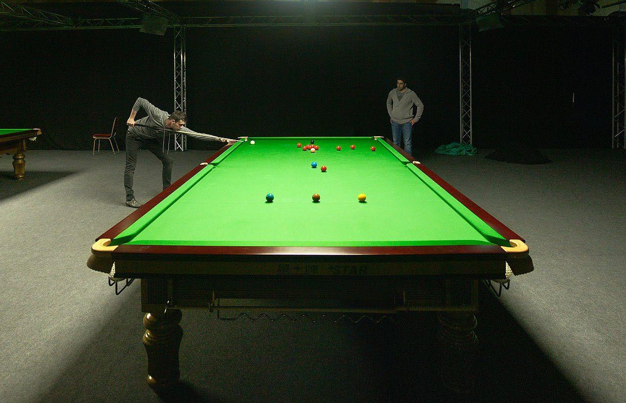 SNOOKER BBC Documentary All Snooker Standard pool