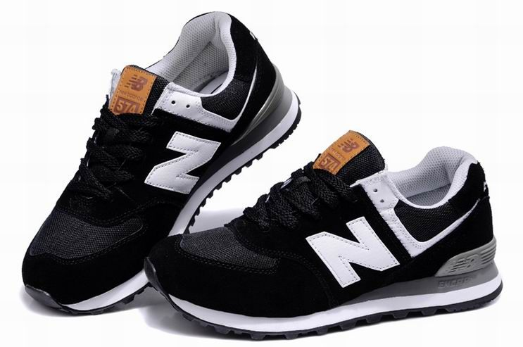 new balance men shoes black