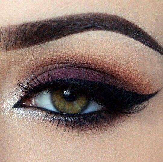 maquillage yeux hazel