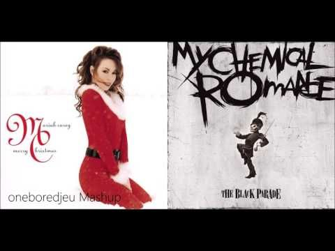 Mariah Carey And My Chemical Romance Mash Up Welcome To The Christmas Parade Listen My Chemical Romance Albums My Chemical Romance Mariah Carey