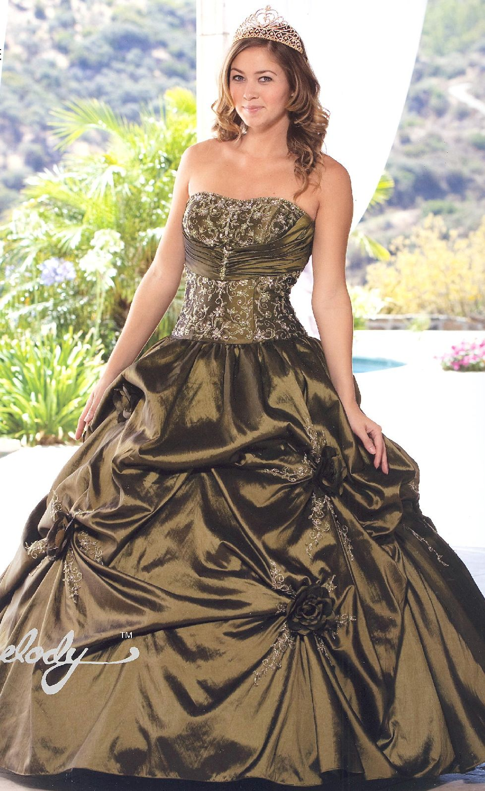 Quinceaneradressucbrue wedding dressesucbrue ucbrue fit for a princess