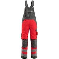 Photo of Calças unissex de alta visibilidade Mascot® Newcastle vermelho tamanho 64