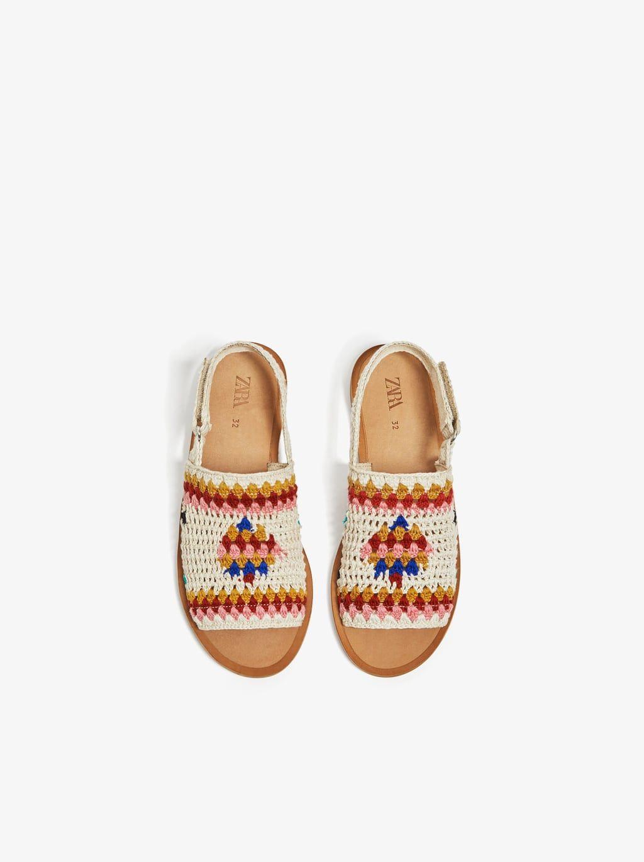 10 sapatos em corda da Zara Style It Up