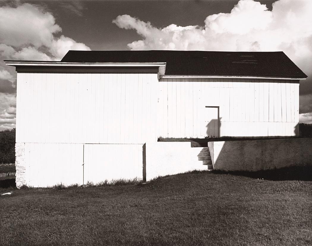 Wright Morris, White Barn, Connecticut, 1940